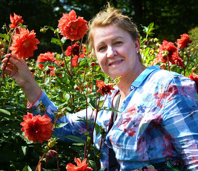 Lena Ljungquist, vd på Wexthuset