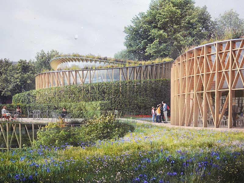 Trädgårdstrend 2022 grön stad i Odense