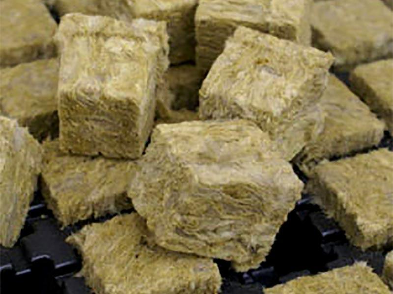 rockwoolkuber för odling i hydrokultur