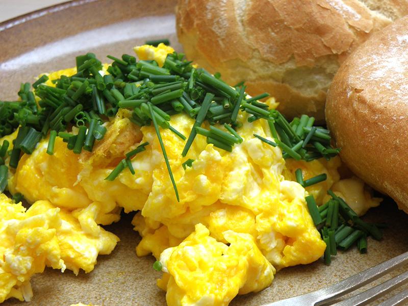 Gräslök till äggrätter