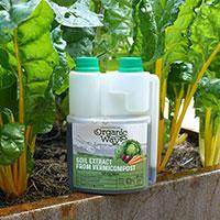 Biostimulator för köksväxter