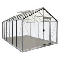 Odlingsväxthus Retro 13,6 kvm, 6 fönster