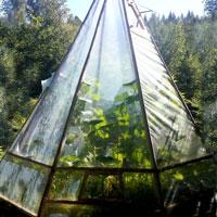 Formstabil växthusplast, Filnet för drivbänk och växthus
