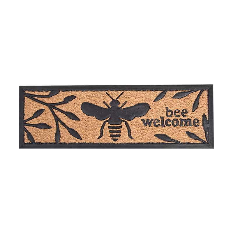 Dörrmatta Bee welcome