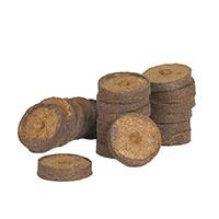 Kokosbriketter, 20-pack