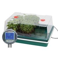 Minidrivhus med termostat 50W