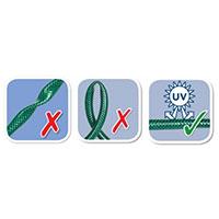 Ultraflex trädgårdsslang, beskrivning