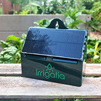 Irrigatia Solcellsdrivet bevattningssystem SOL-C12