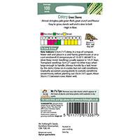 Odlingsråd för Blekselleri 'Green Sleeves'