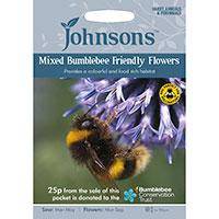 Sommarblommor mix för pollinerare