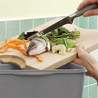 bokashikompostering av hushållsavfall