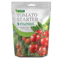 Specialnäring för tomater med mycorrhiza