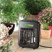 Värmefläkt Tropic 2000 2.0kw för växthus