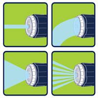 Flopro+ Active teleskopvattnare för växtbevattning, bild 5