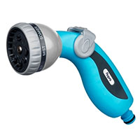 Flopro Aqua multispray med olika strålmönster