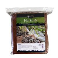 Skydd mot ogräs med markduk
