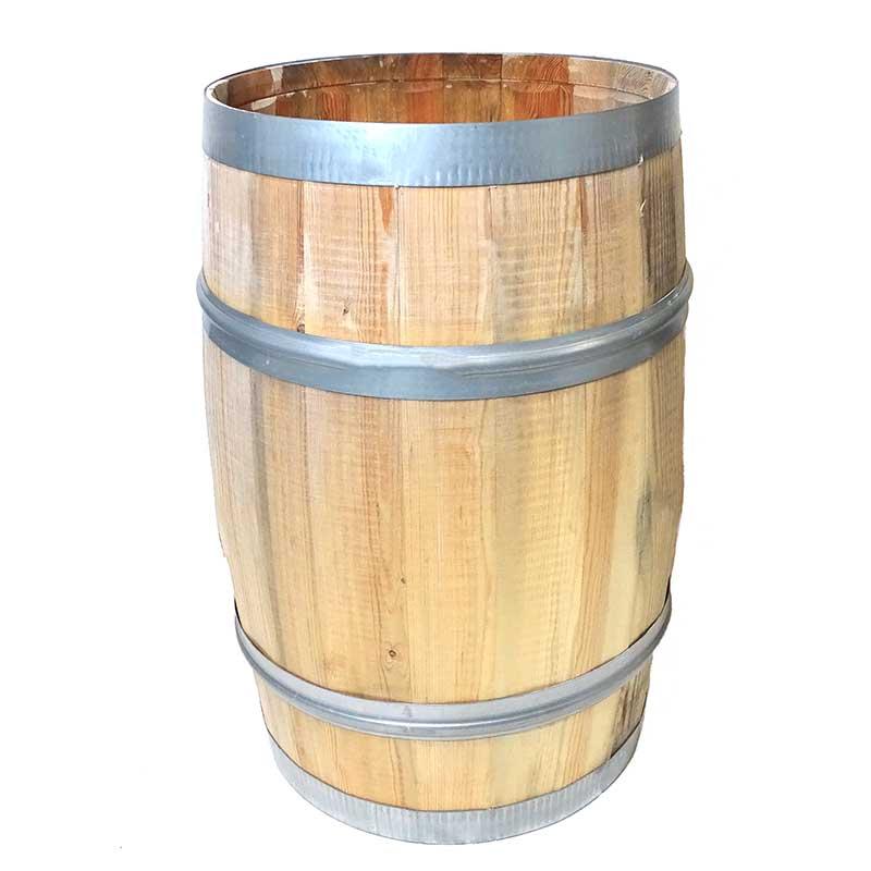 Vattentunna i trä, 115 L