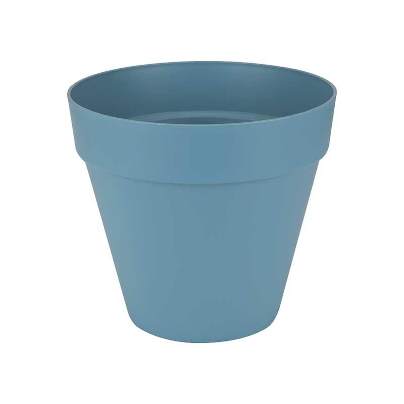 Kruka Loft Urban - rund 25 cm, blå