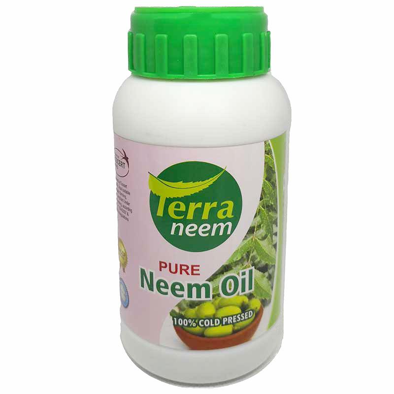 Neemolja - bladglans och växtvård, 250ml