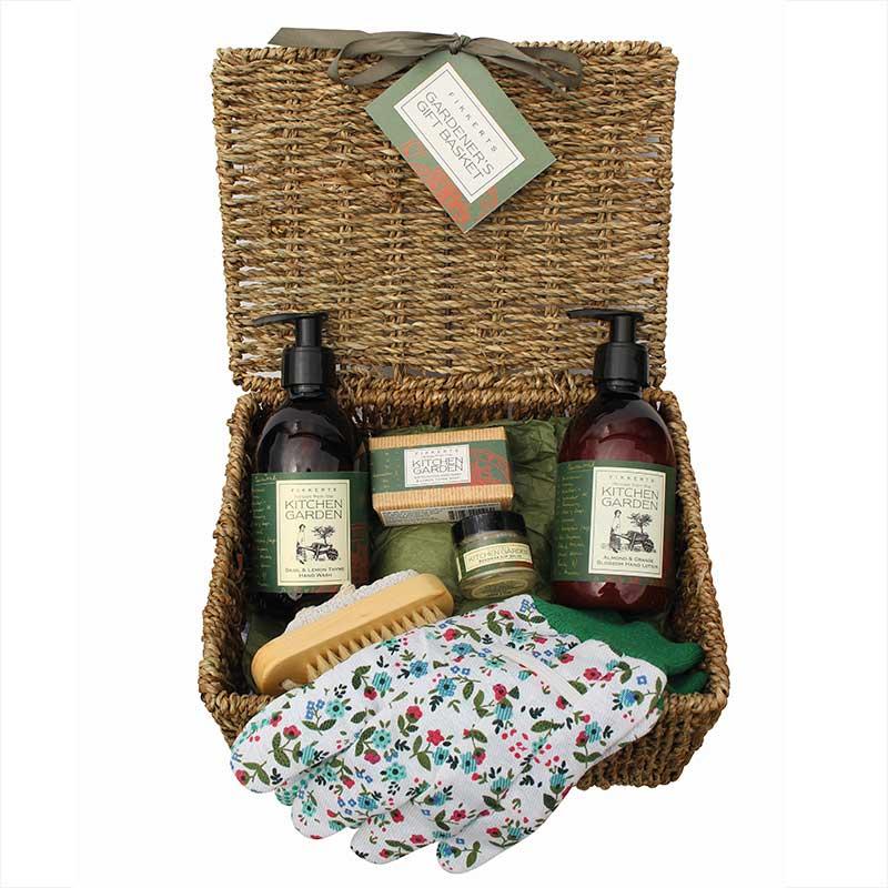 Gardeners Gift Basket, Kitchen Garden