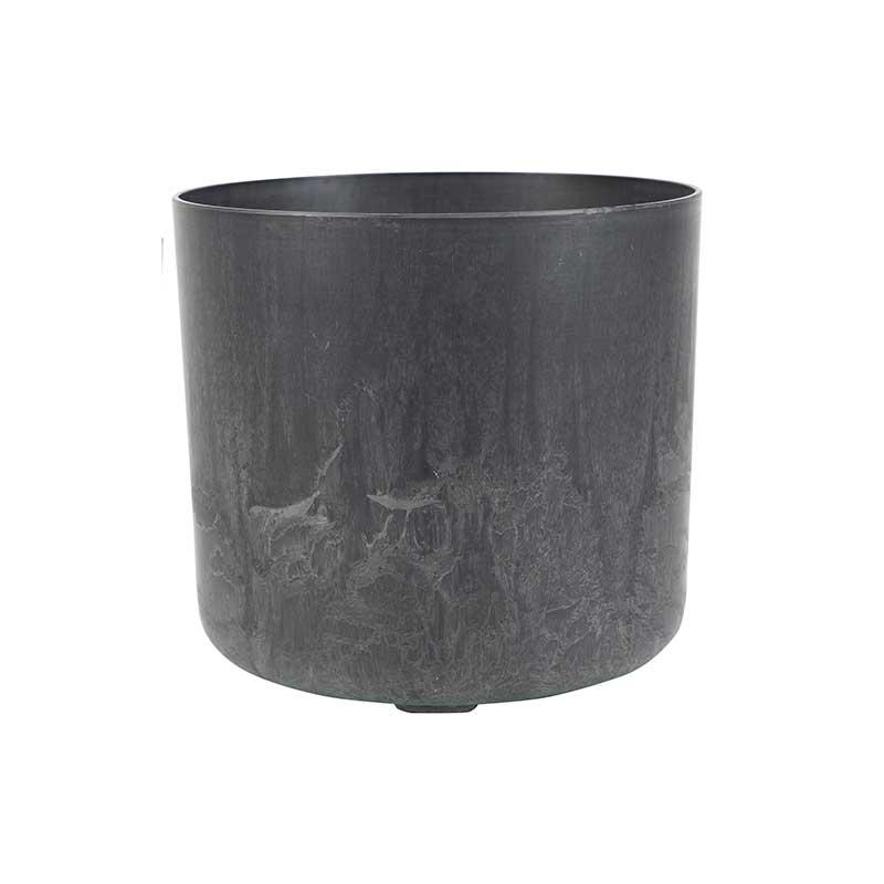 Kruka Celine 17 cm, svart