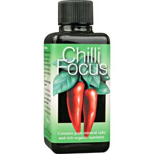 Chilli Focus, Chili- och papri...-