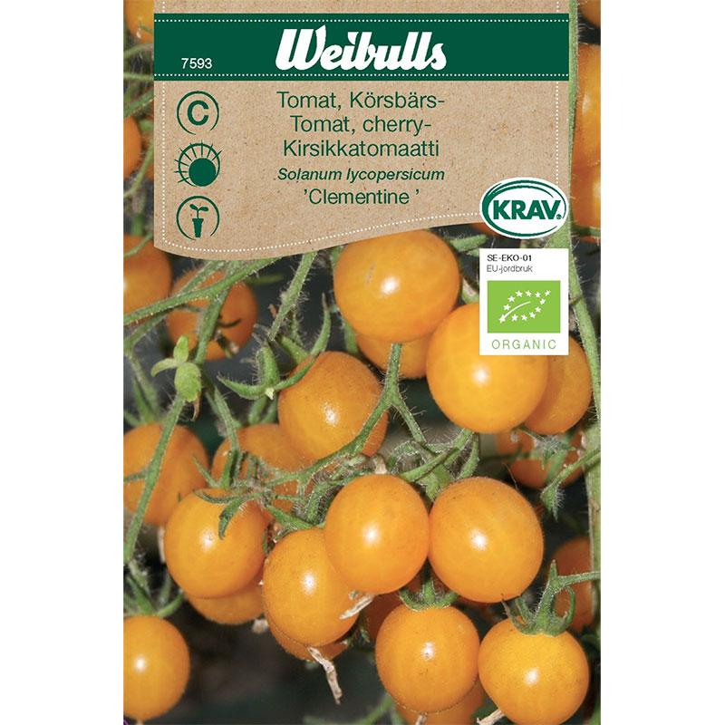 Frö till Tomat 'Clementine'