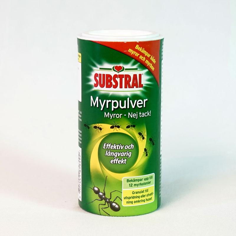 Substral Myrpulver 250 g