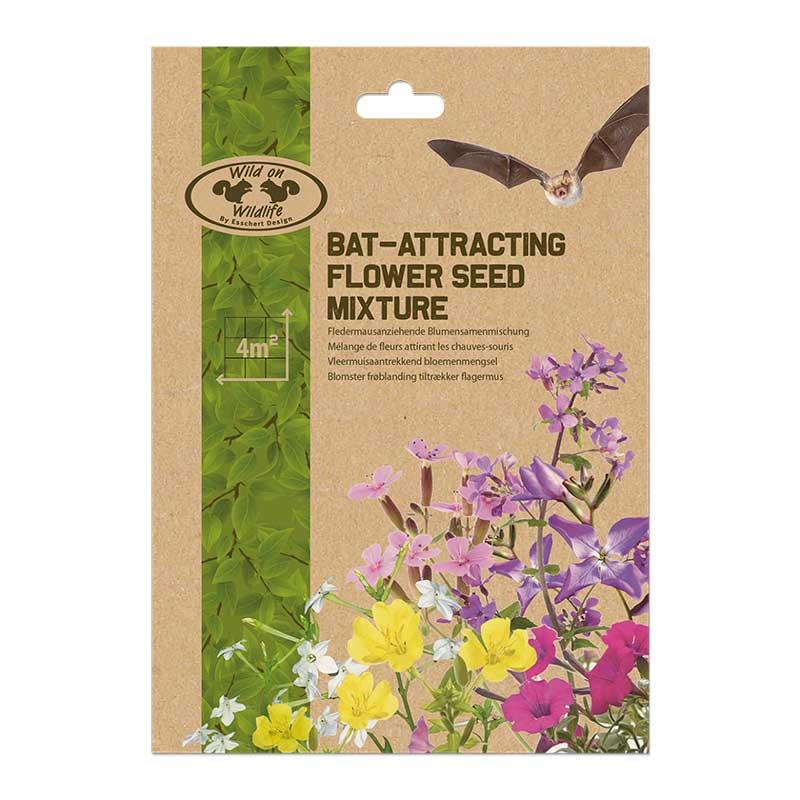 Blomstermix, för fladdermöss