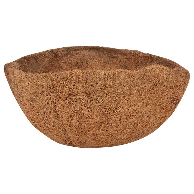 Kokosinlägg för ampel, 35 cm