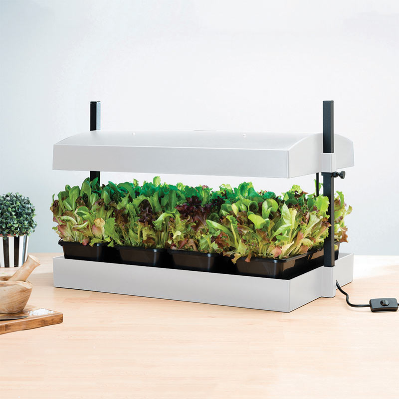 Odlingssystem för inomhus odling - Growligth garden
