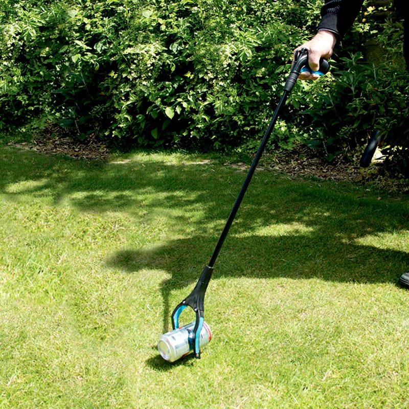 Professionell skräpplockare för trädgård och andra utrymmen