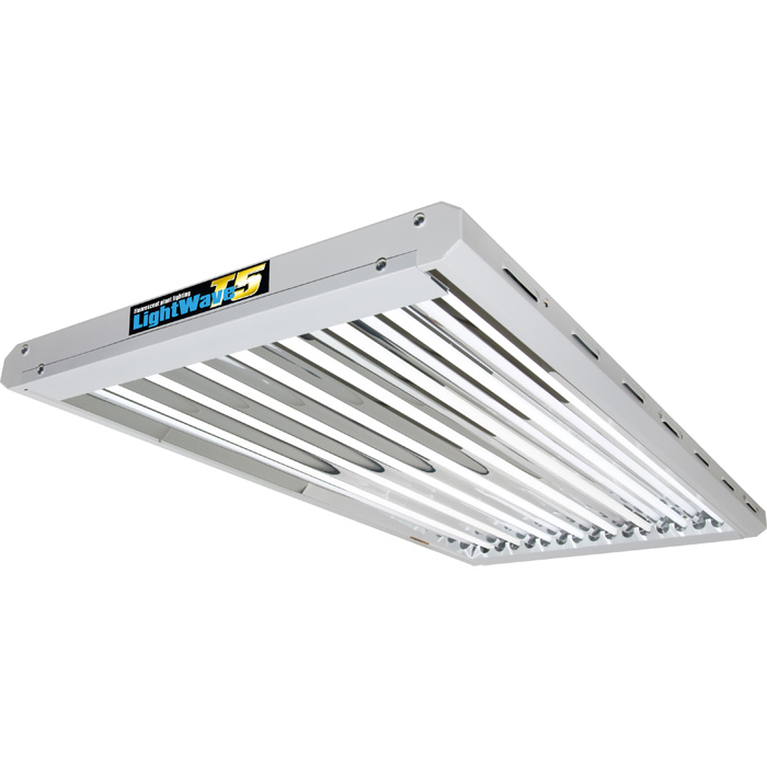 LightWave T5 8x54 W, T5 Light Wave växtbelysning