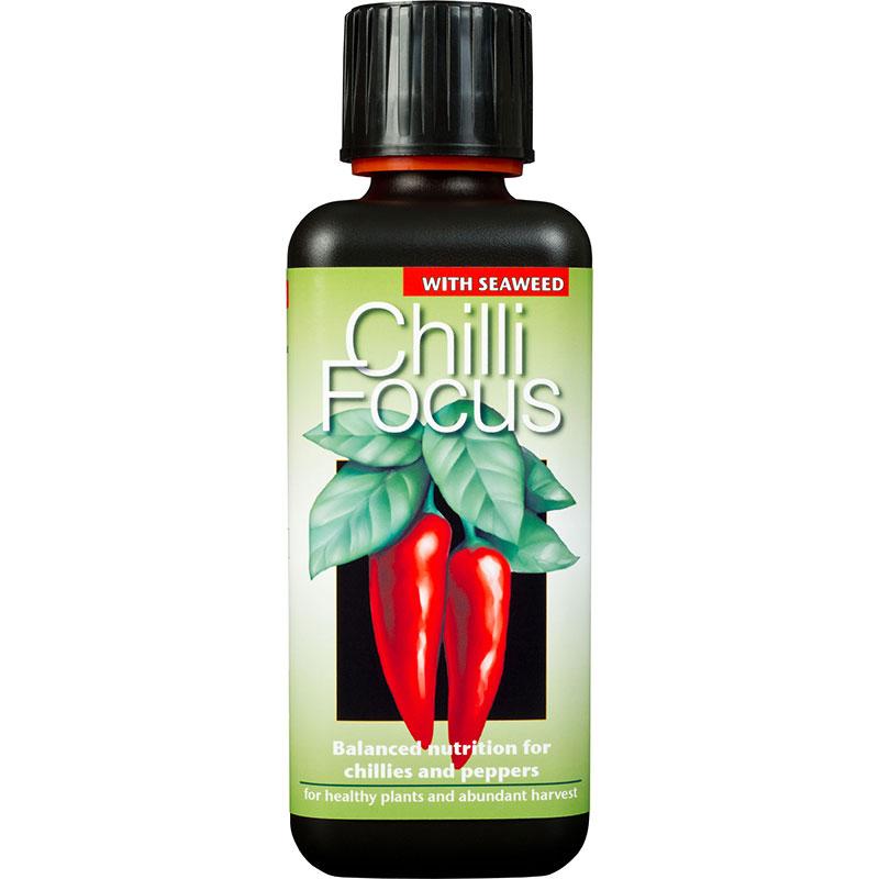 Chilli Focus, Chili- och paprikanäring, 300ml-Specialnäring för chili annuum