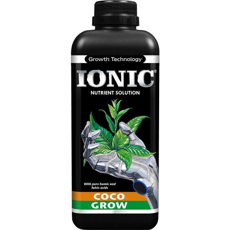 näring odla i cocos - IONIC coco Grow