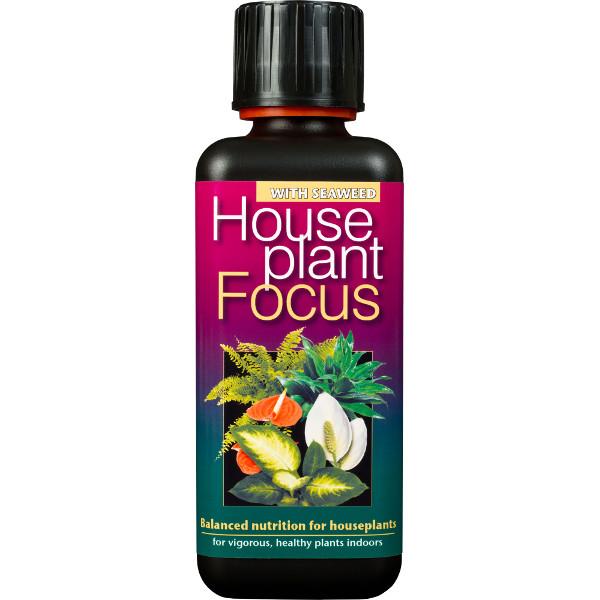 Krukväxtnäring Houseplant Focus, 300 ml-Näring för krukväxter