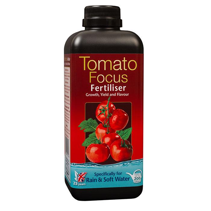 Tomatnäring - Tomato Focus Sof...-Tomatnäring för odling i kruka och odlingssäck