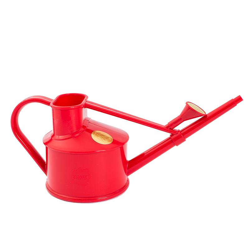 Vattenkanna Handy Indoor, för bevattning inomhus, röd, 0,7 liter