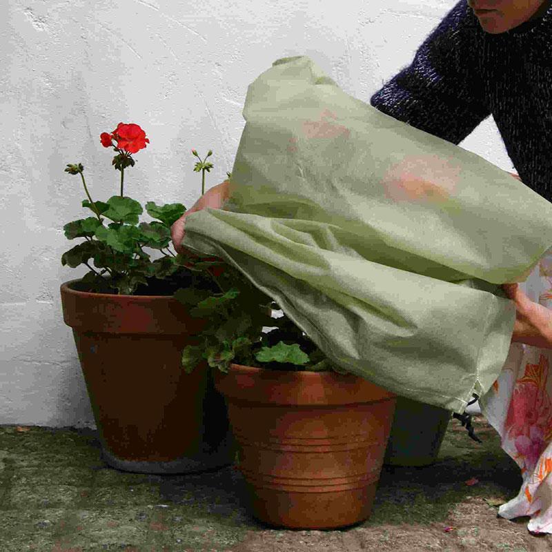 Easy Fleece växtskyddshuva, small