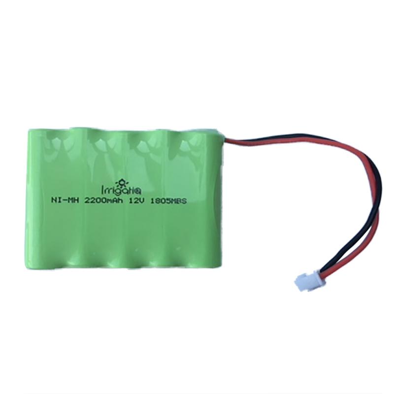 Batteripack till Irrigatia modell C60 och C120
