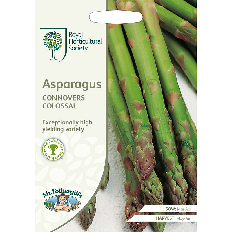 Frö till Sparris 'Connover's Colossal', Asparagus officinalis