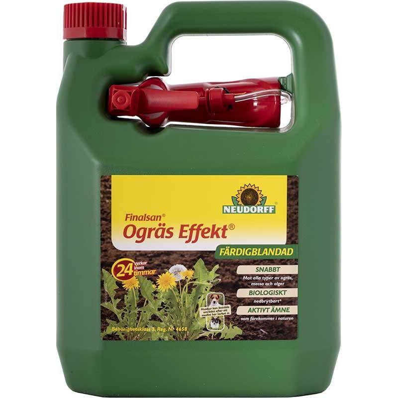 Ogräs Effekt 3 liter, spray