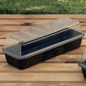 Enkelt miniväxthus - litet-