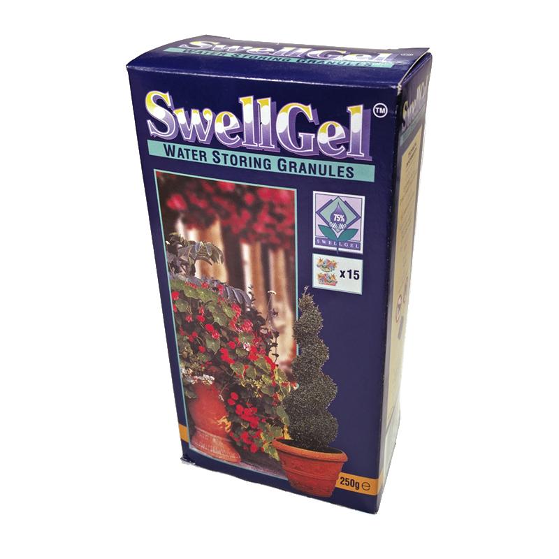 SwellGel, 250 gram-Bevattningsgel, för enklare bevattning