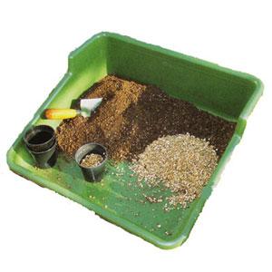 Planteringsbricka Tidy Tray - Grön-