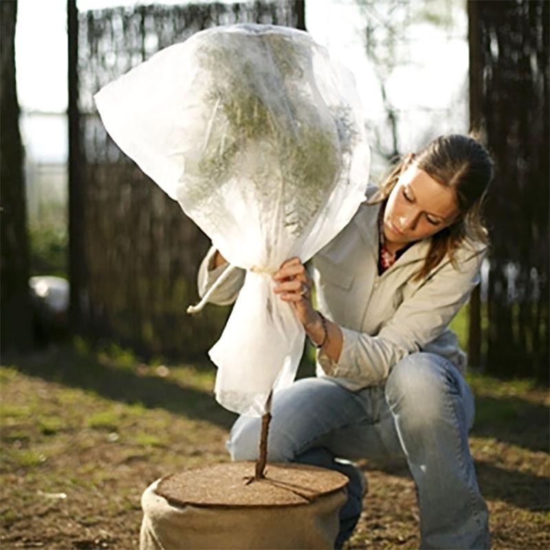 Fiberdukshuv för växtskydd 2-pack