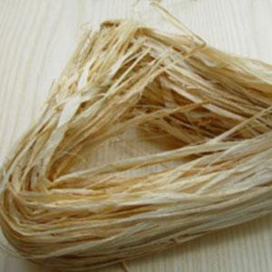 Bast, 50gram-Naturbast 50 gram