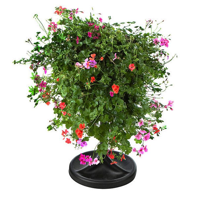 Plantopia med ställning,