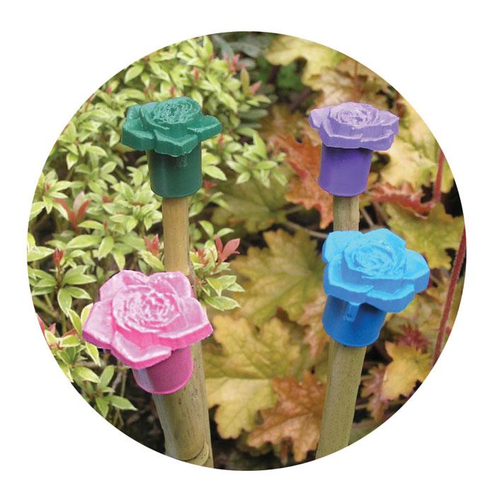 Blommiga skyddstoppar för blompinnar, Skyddstopp för blompinnar