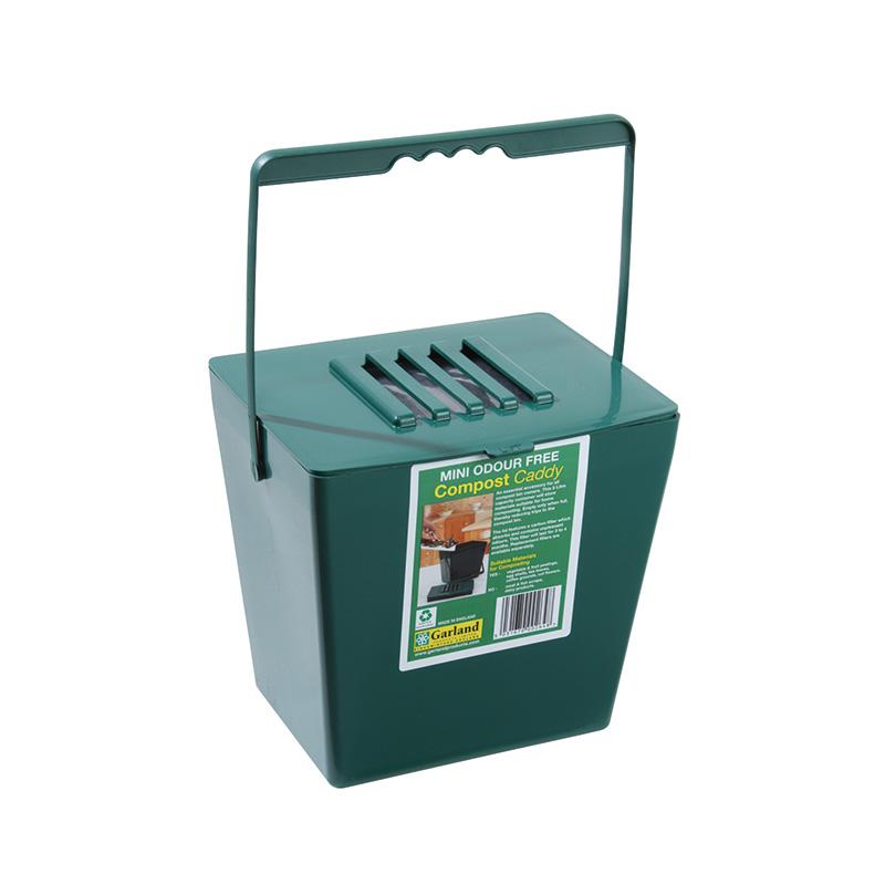 Luktfri Komposthink med kolfilter